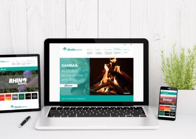 Denbies Website
