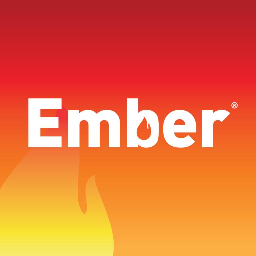 Ember Brand design