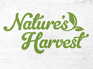 Nature's Harvest Logo Design