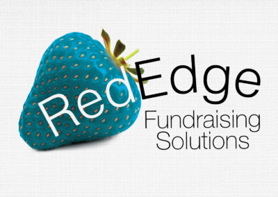 Red Edge Logo Design